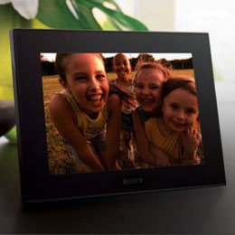 Sony S-Frame – Digital Photo Frame