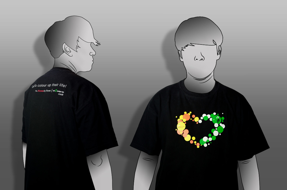 THF T-Shirt for Cebu mission