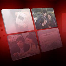 Sony Video-Microsites