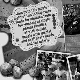 Movie with a Cause