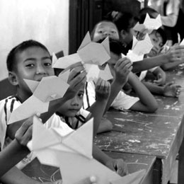 Creating HOPE for indigenous children