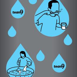 A Water Tank that Communicates.